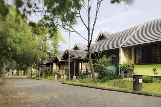 Villa Kota Bunga - Ade Cianjur - Eksterior