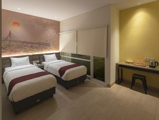 Hotel 88 Alun Alun Bandung - Executive Twin