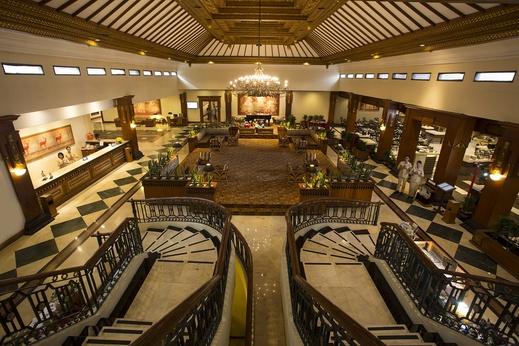 Prime Plaza Hotel Yogyakarta - Lobby Hotel