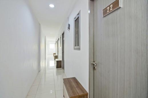 KLINPOD Hotel Jakarta - Koridor