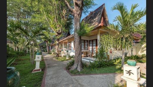 Villa Almarik Lombok - Exterior detail