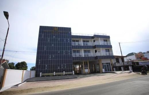 Mutiara Balige Hotel Samosir - Eksterior