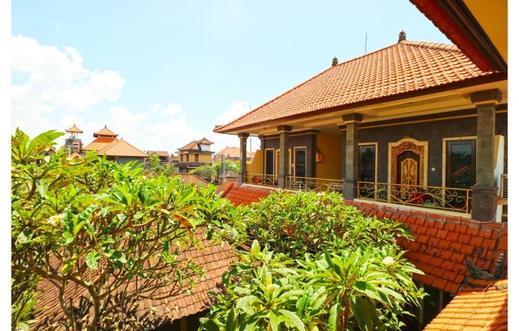 Jungut Guest House Ubud Bali - Property building