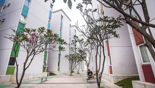 De Green Inn @aeropolis Tangerang - Garden