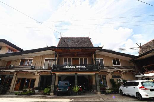 Hotel SAS Syariah Banjarmasin - Exterior