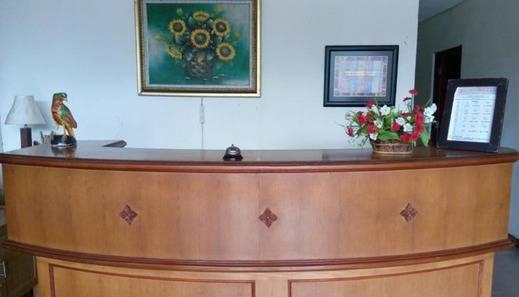 Hotel Ersha Banjarmasin - Reception