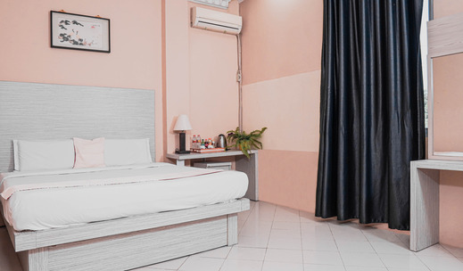 Hotel Ersha Banjarmasin - Suite Double