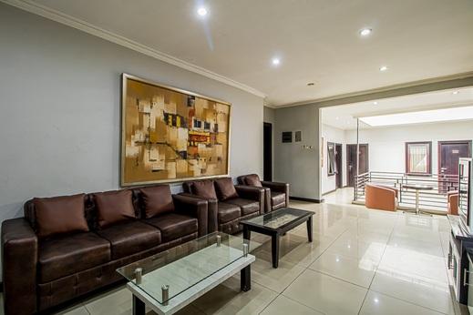 The Feli Hotel Bandung - Lobi