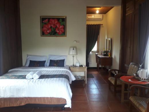 Balkondes Tanjungsari Homestay Borobudur Magelang - kamar