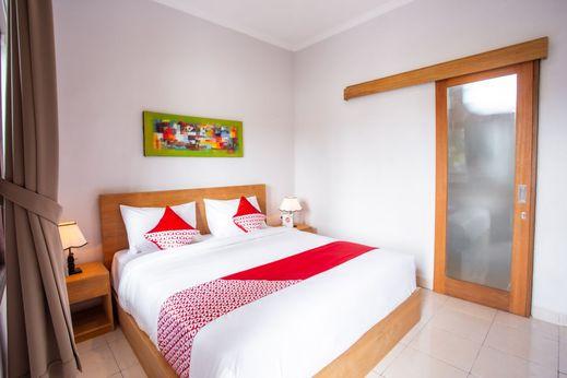 OYO 1207 Pondok 789 Bali - Bedroom