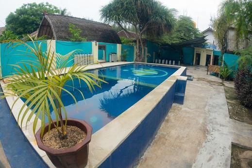 Aquaddiction Lombok - Pool
