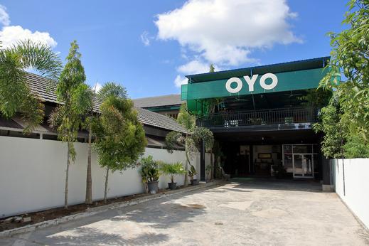 OYO 933 Wisma Malawen Palangka Raya - Facade