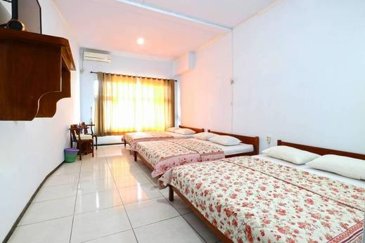 Hotel Bintang Malang - Kamar