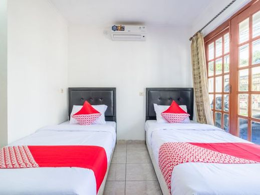 OYO 1391 Puri Torina Residence Sumedang - Bedroom