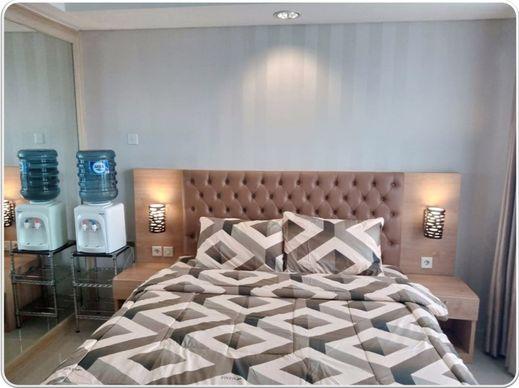 Channel Stay @ Bogor Icon Apartment Bogor - Bedroom