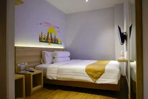 Central Front One Inn Airport Jakarta Tangerang - Superior King Room
