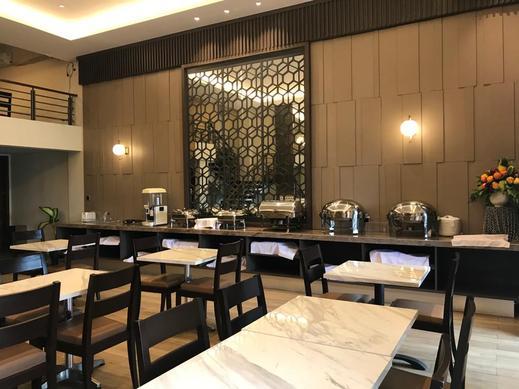 Flamboyan Hotel Tasikmalaya Tasikmalaya - Restaurant