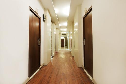 Penthouse Hotel Jakarta - Hallway