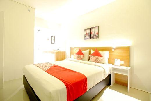 OYO 1260 Flagship Apartmen Sentraland  Karawang - Bedroom