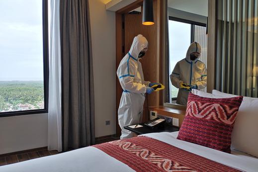 Kokoon Hotel Banyuwangi Banyuwangi - Hygiene