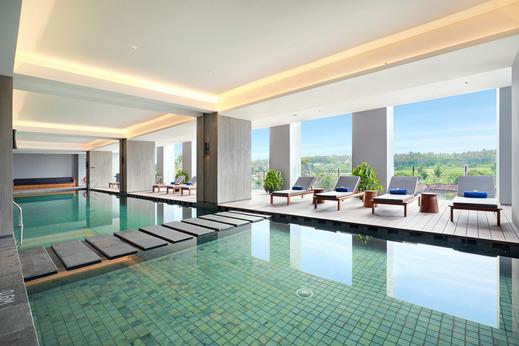 Kokoon Hotel Banyuwangi Banyuwangi - Indoor Pool