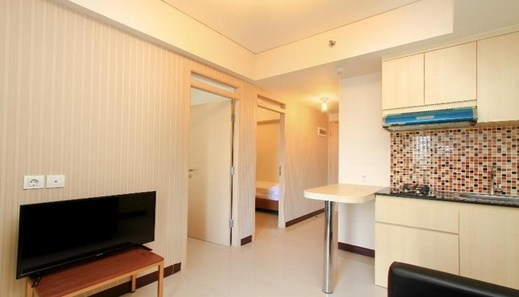 19 Avenue Apartment by Roomz Tangerang - Bedroom