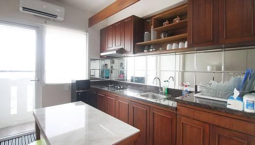 Apartemen Green Pramuka City by Stay360 Jakarta - Kitchen