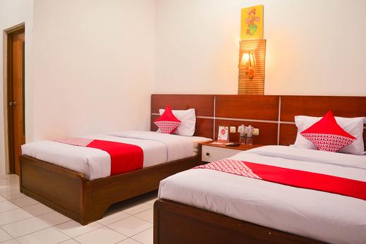 OYO 798 Yokima Beach Hotel Pangandaran - Guestroom