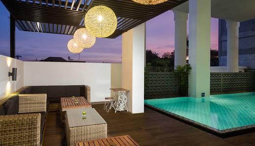 Pesonna Hotel Tugu Yogyakarta Jogja - Kolam Renang