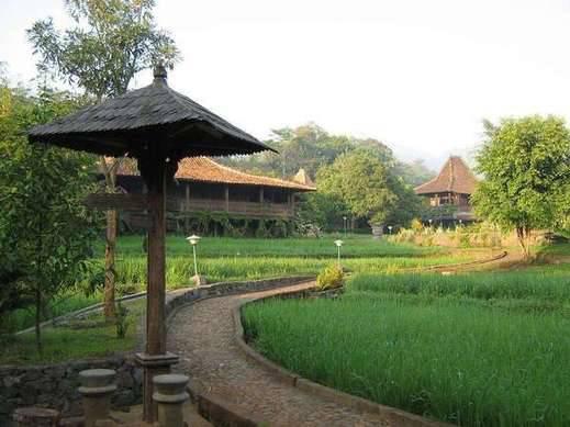 Hills Joglo Villa Semarang - Pemandangan Sekitar Villa