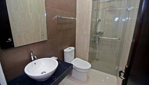 Nagari Malioboro Hotel Yogyakarta Yogyakarta - Bathroom