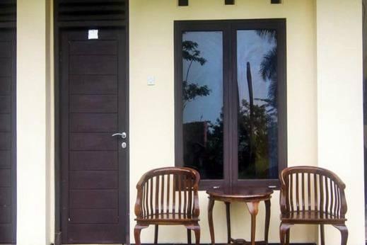 Hotel Cemerlang Baturaden - Teras