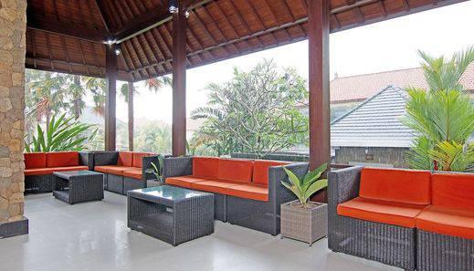 ZenRooms Pengosekan Ubud Villa Bali - Lobi