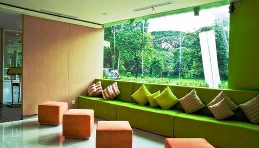Pomelotel Jakarta - Lobi