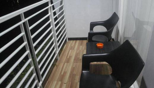 Matahari Hotel & Restaurant Labuan Bajo Manggarai Barat - ROOM BALCONY