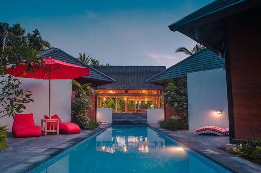 Pradja Slumbung Villas Bali - Pool