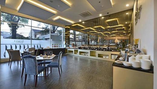 Serela Cihampelas by KAGUM Hotels Bandung - Restaurant