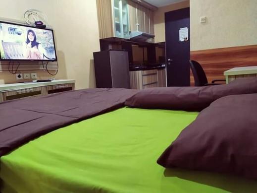 Apartemen Paragon Village by NHG Tangerang - Bedroom