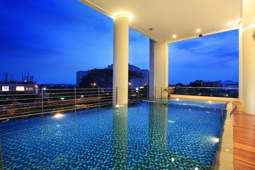 Swiss-Belresidences Kalibata - Indoor Pool