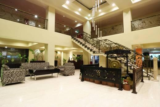 Sari Ater Kamboti Hotel Bandung - Lobby