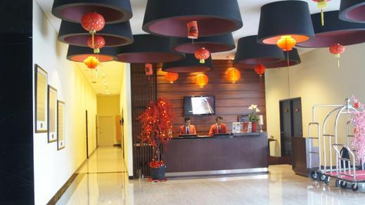 D'Rooms at Atria Gading Serpong Tangerang - Lobby