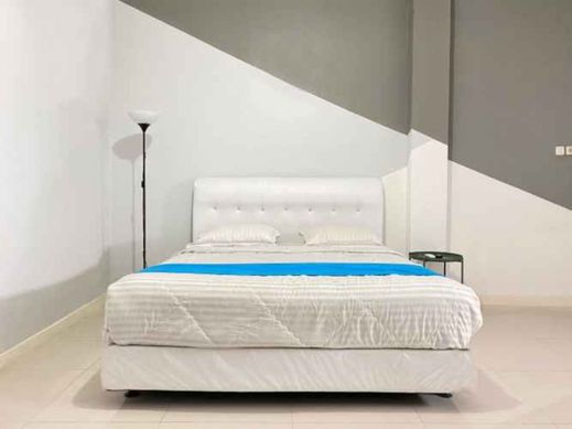 Wisma Rembulan Jakarta - Bedroom
