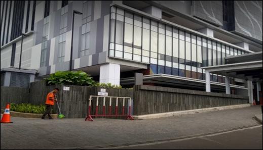 Apartemen Soho Pancoran Mas Jakarta - exterior