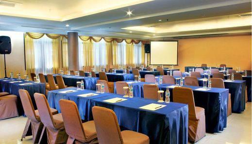 Sanno Hotel Jakarta - Meeting Room