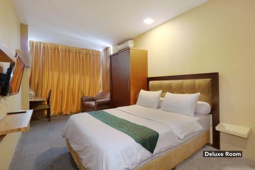 Magnolia Hotel Jakarta - Deluxe Room