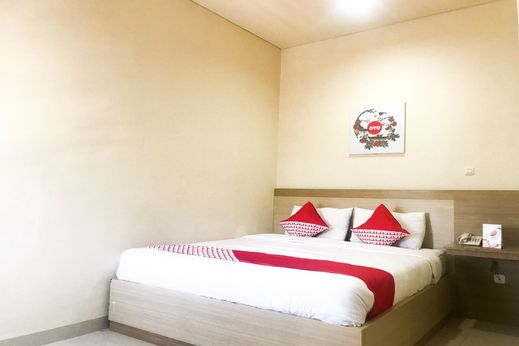OYO 1314 Wijaya Inn Makassar - Bedroom