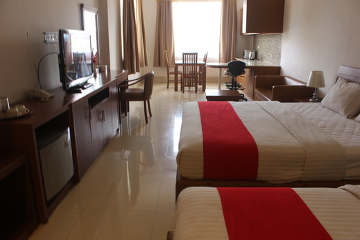 Hotel Bintang Jadayat Puncak - Familly Room