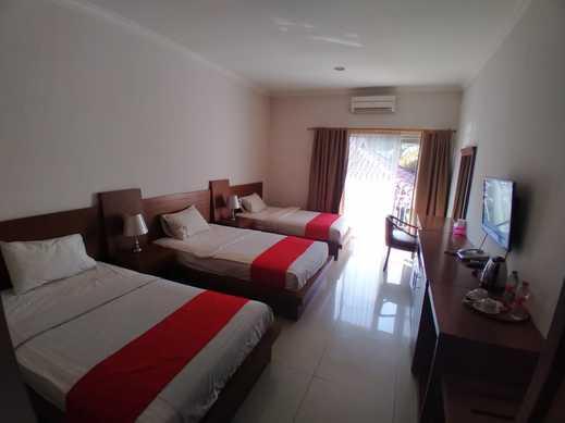 Hotel Bintang Jadayat Puncak - Hotel Standart Triple
