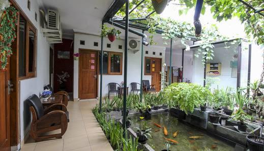RedDoorz near Hartono Mall Yogyakarta - Exterior