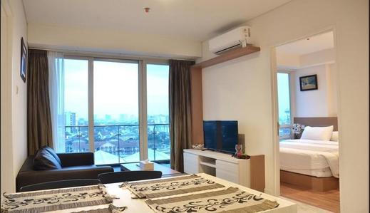 Private Landmark Apartment Bandung - Interior